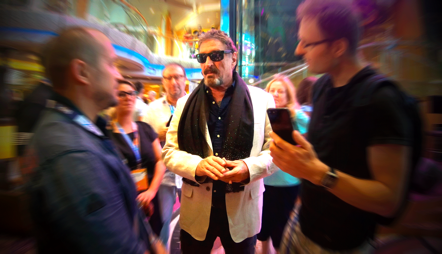 Guns, Martinis, and  Cryptocurrency: My Time With John McAfee