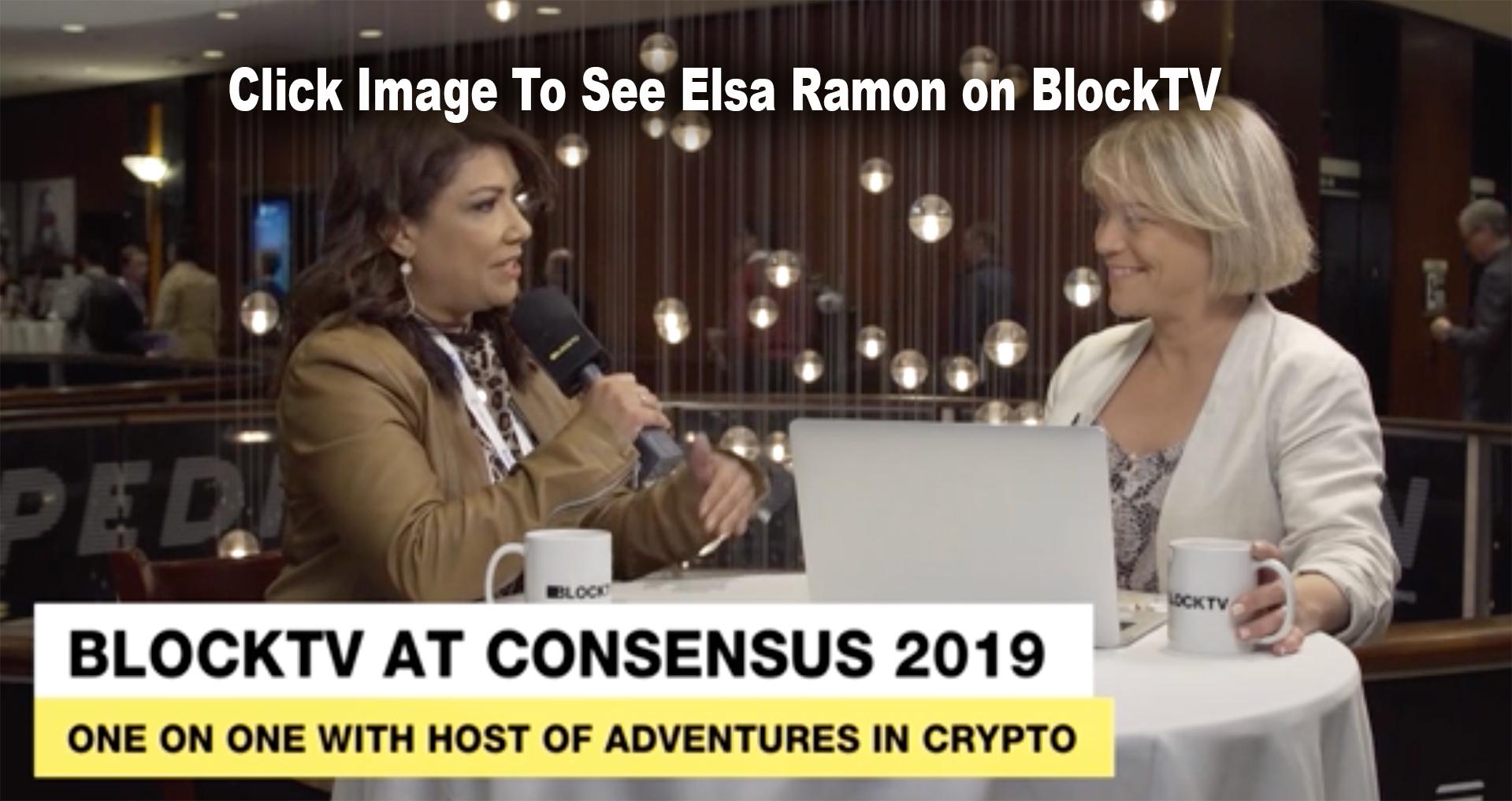 Elsa on BlockTV