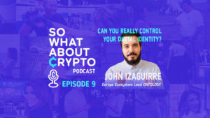 John Izaguirre of ONTOLOGY